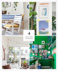 Praia particular | 4 boas ideias de decoração | Histórias de Casa
