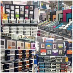 1/ Equilibre by #Tollens  2/ Respirea by Colours  3/ Couleurs du monde by #DuluxValentine  4/ Collection by Colours #castorama