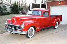 1946 Hudson Pickup Super Six Big Boy