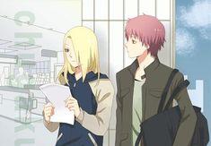 Deidara and sasori ~ From '' Naruto (probably my life) '' xMagic xNinjax 's board ~