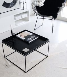 Via NordicDays.nl | ModeRosa Home | HAY | Bertoia Chair