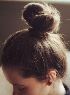 #chignon #hair #trend #lorealprofessionnel