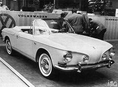 vintage   vw kg cabriolet