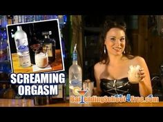 How to make a Screaming Orgasm (Drink Recipes) - YouTube  1oz Vodka 1oz Amaretto 1oz Baileys 2oz half and half (in a pinch I used vanilla creamer and it worked wonderfully!)  Serve on ice