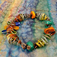 "Sharilyn Miller: Torch-Fired Enamel Jewelry ""Virtual Book Tour"" Stops Here!"