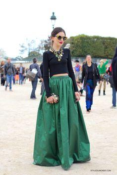 Sofia Sanchez Barrenechea personnification of cool (via Bloglovin.com )