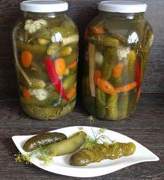- Salz-Dill-Gurken einlegen Fermented Foods, Kraut, Pickles, Cucumber, Album, Drinks, Clarified Butter, Meat, Pickling