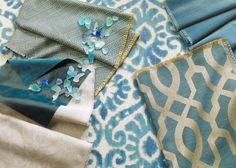 Shop Blue by You | Fabric Collections | Ethan Allen