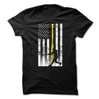 Softball Batter Flag t shirt