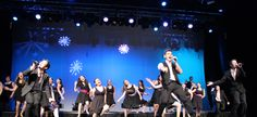 St. George's Glee Club G Major at Show Choir Canada National Championships in Toronto, Ontario