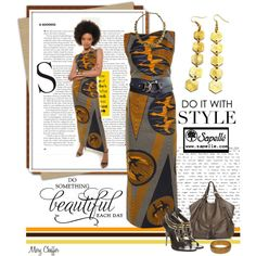 A fashion look from August 2014 featuring Giuseppe Zanotti sandals. Browse and shop related looks.