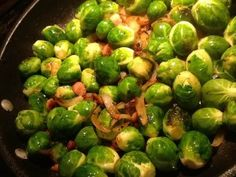 Brussels Sprouts here is how to love them! Litsa B recipes with Gusto.....