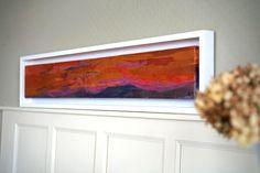 Kim Thittichai for Kilbaha Gallery Buy Irish Art Online Textiles Techniques, Irish Art, Contemporary Artwork, Orange And Purple, Art Online, Golden Hour, In The Heights, Things That Bounce, Art Gallery