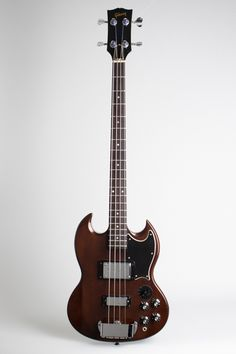 Gibson EB-3-L Solid Body Electric Bass Guitar (1975)