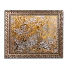 Frosted Filagree by Lois Bryan Framed Photographic Print
