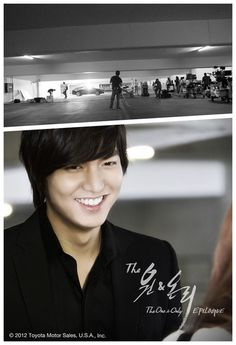 Lee Min Ho - The One & Only Epilogue. Toyota 2012.