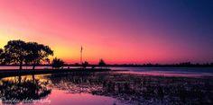 Lake wendouree Ballarat Victoria
