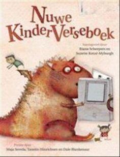 Kinderverseboek Kids Poems, English Book, Preschool Learning, Books, Afrikaans, Om, Kids, Livros, Libros
