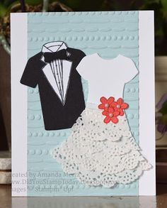 Did You Stamp Today?: Here Comes the Bride - Stampin' Up! Custom Tee