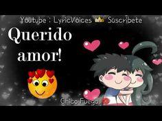 💏 El vídeo más bonito 😍❤️ ❌ vídeos de amor ( vídeos para dedicar) - YouTube Love Words, True Quotes, Loki, Youtube, Anime, Bb, Mary, Romantic Love, Romanticism