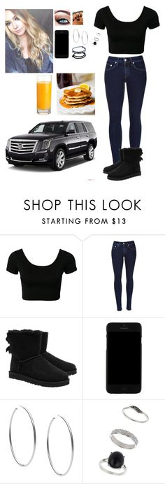 """Chapter 26"" by somethingtoremember24 ❤ liked on Polyvore featuring rag & bone, UGG Australia, Kenzo, Michael Kors, Miss Selfridge and ASOS"