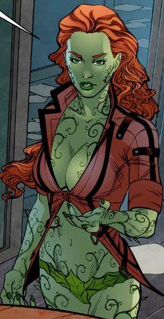 Poison Ivy (Batman: Arkham Asylum)/Gallery - Batman Wiki