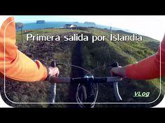 La satisfacción de descubrir lugares con la bici (Islandia)