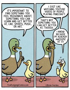 Fowl language comics - sit and stare funny duck, parenting memes, kids and parenting Funny Duck, Funny Kids, Funny Jokes, Grammar Funny, Parenting Memes, Kids And Parenting, Glee, Fowl Language Comics, Mommy Humor