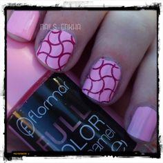 Nails Polish, Art Nails, Born Pretty, Nailart, Pink, Cool, Beauty, Enamels, Finger Nails