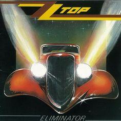 ZZ TOP / Eliminator