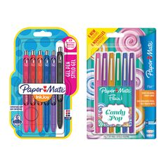 #Paper #Mate® - Save $2.00 on any #Paper #Mate® InkJoy® Gel (3ct or higher) or Paper #Mate® Flair Pens (6ct or higher) #onlinecoupons #printablecoupons #smartsource.ca - http://canadiancoupons.net/217071/paper-mate-save-2-00-on-any-paper-mate-inkjoy-gel-3ct-or-higher-or-paper-mate-flair-pens-6ct-or-higher/online-coupons/not-categorized/paper-mate/?utm_content=buffer88d13&utm_medium=social&utm_source=pinterest.com&utm_campaign=buffer