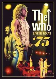 aae132c7af27e1 Legendarisch concert van The Who uit 1975 verschijnt op DVD