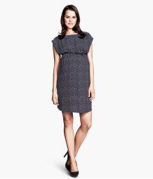 MAMA Patterned Dress