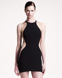 I want this one so badly! Stella McCartney Short Colorblock Dress