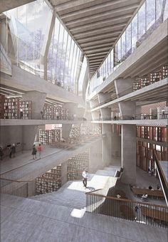 Image 1 of 12 from gallery of McCullough Mulvin Architects Designs University Extension in India. Courtesy of McCullough Mulvin Architects