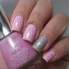 The Clockwise Nail Polish: Born Pretty Store QA92 Plate Review & Yes Love G10-1 & G10-6