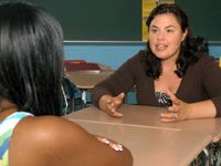 Ways to connect with parents in the classroom