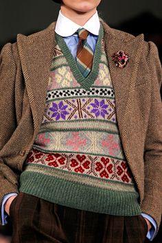 Ralph Lauren Fall2012Details