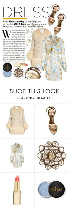 """Untitled #144"" by natalijaxxx ❤ liked on Polyvore featuring Sonia Rykiel, Ermanno Scervino, The 2nd Skin Co., Petralux, L'Oréal Paris, Terre Mère and Chanel"