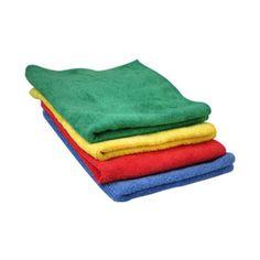 Yoga Direct Studio Microfiber Cloth - 14 x 14 Yellow - Y0A4TOWYLWMF
