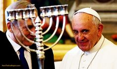 Has Benjamin Netanyahu Made Secret Deal To Give Temple Mount Control To The Vatican? - Now The End Begins