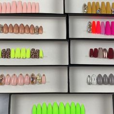 Thank you for all the orders and support ! If you haven't taken advantage of the sale you still have time ! BOGO off ends tomorrow! Click the link in the bio to purchase. Neon Nails, Pink Nails, Stiletto Nails, Coffin Nails, Vacation Nails, Swarovski Nails, Rose Gold Nails, Chrome Nails, Marble Nails