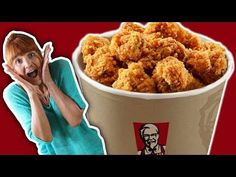 Kfc, Ga In, Chicken Wings, Dog Food Recipes, Meat, Youtube, Dog Recipes, Youtubers, Youtube Movies