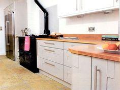 Beautiful Kitchens, vintage twist