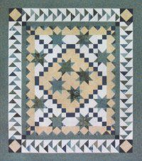 Southern Hospitality (from Erica's Craft & Sewing Center) Star Blocks, Quilt Border, Lap Quilts, Traditional Quilts, Southern Hospitality, Quilt Sizes, Design Projects, Scrap, Blanket