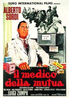 Il Medico della Mutua, 1968.