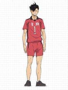 Kuroo Tetsurou, Kageyama, Anime Manga, Anime Art, Anime Boys, Unique Iphone Wallpaper, Anime Crafts, Haikyuu Wallpaper, Handsome Anime Guys