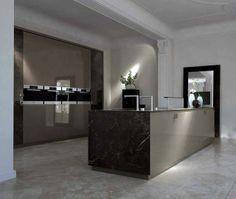 Luxurious Kitchens By Fendi Casa | Kitchen Design