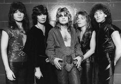 Ozzy Osbourne Blizzard of Ozz Band | Ozzy Osbourne's solo debut was not originally intended to be a solo ...