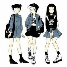 Dino, Hoshi & Jun